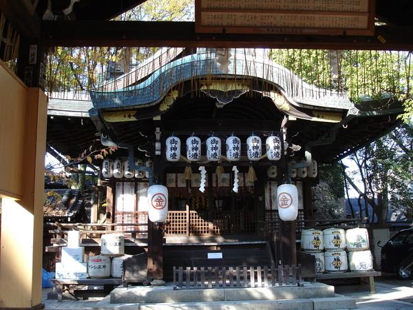 2008.11.26 京都--安井金比羅宮 (11).JPG