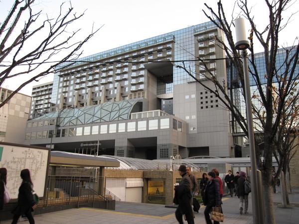 2008.11.26 京都--京都車站 (5).JPG