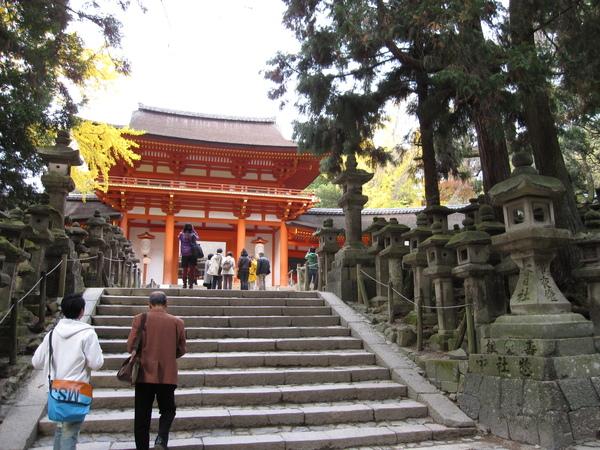 2008.11.27 奈良--春日大社 (38).JPG