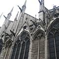 法--巴黎-聖母院