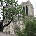 法--巴黎--聖母院