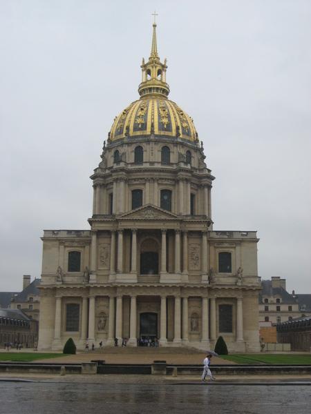 法--巴黎--拿破崙陵寢