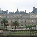 法--巴黎-盧森堡宮