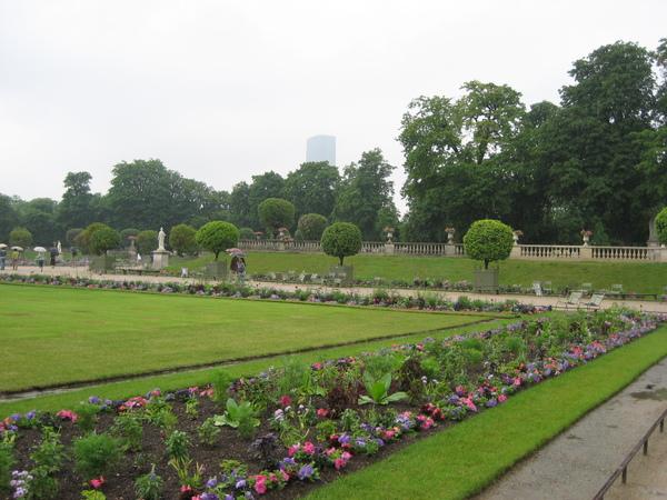 法--盧森堡宮