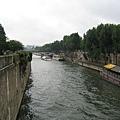 法--巴黎--塞納河