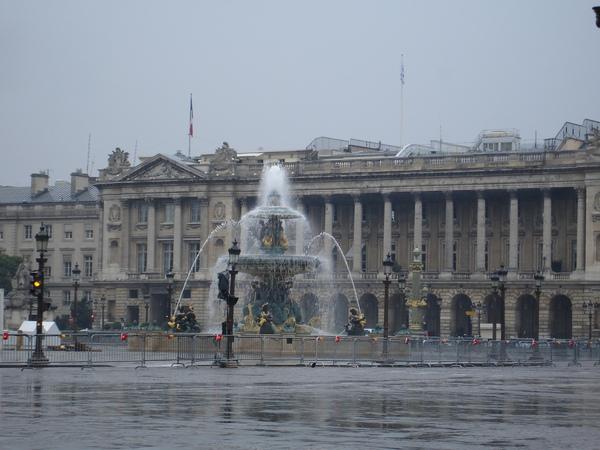 法--巴黎-協和廣場