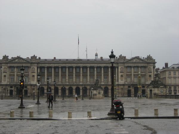 法--巴黎--協和廣場