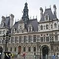法--巴黎--巴黎市政府