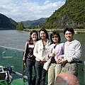 德國--萊茵河遊船