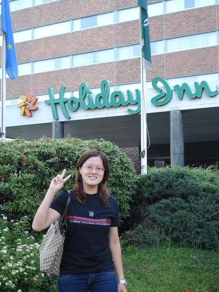 巴黎-HOLIDAY INN ROISSY CDG AIRORT 飯店