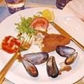 比利時-淡菜風味餐