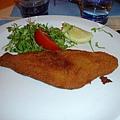 比利時-淡菜風味餐-副餐