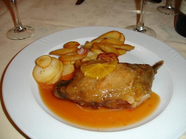 法國--巴黎-田螺副餐