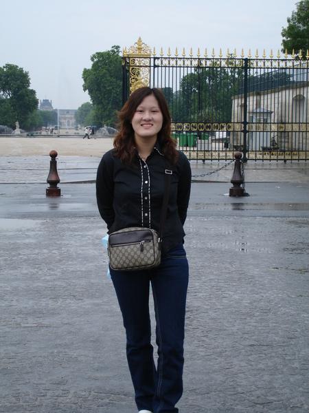 法國--巴黎-協和廣場