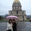 法國--巴黎--拿破崙陵寢