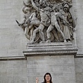 法國--巴黎--凱旋門