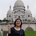 法國--蒙馬特--聖心堂