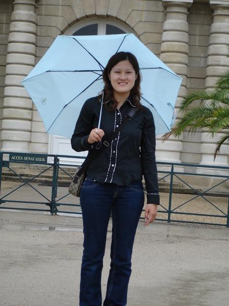 法國--盧森堡宮