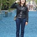 法國--盧森堡宮--義式花園