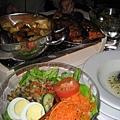 荷蘭--北海魚排餐