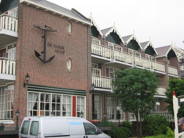 荷蘭--北海漁村--旅館