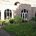 荷蘭--艾恩霍芬--NH旅館中庭