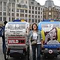 荷蘭--阿姆斯特丹--水壩廣場
