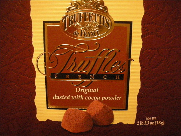 法國TRUFFETTES松露巧克力