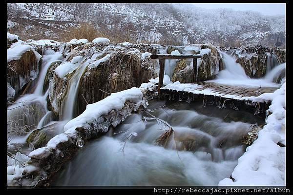 冬景--十六湖國家公園