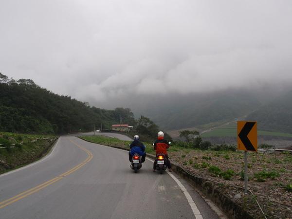 181看來山上的天氣可能也不怎麼好.JPG