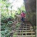 222_0055不過階梯的寬度很窄(可能比我腳小)  走得有點彆扭.JPG