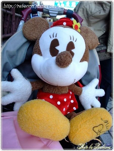 221_0071幸福的米妮  娃娃車變成它在坐.JPG