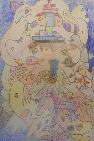 色鉛筆-9