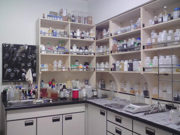 實驗室掰掰