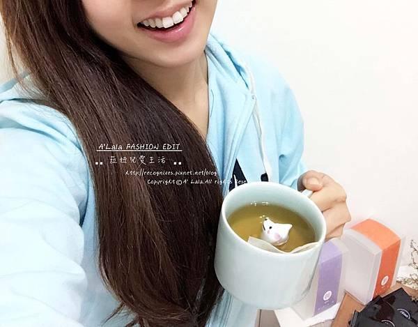 我很喜歡工作結束到家時 就先泡一杯暖呼呼的暖參茶 ❤(。◕∀◕。)