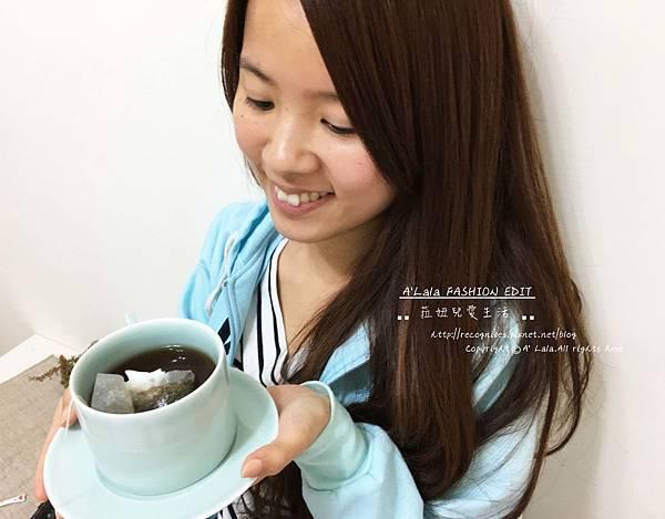 潤舍茶集的晚安茶就是我蠻喜歡的味道~❤