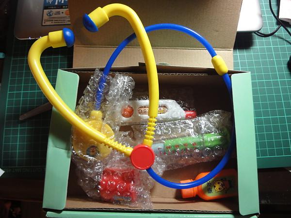 十二月的巧虎玩具