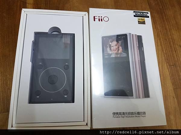 Hi-Res AUDIO高解析度好音質FiiO X1 II隨身入門無損音樂播放器使用心得分享 - 8