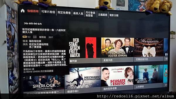 鴻海豪華影音「便當」富連網BANDOTT 4K智慧電視盒開箱體驗心得分享 - 68