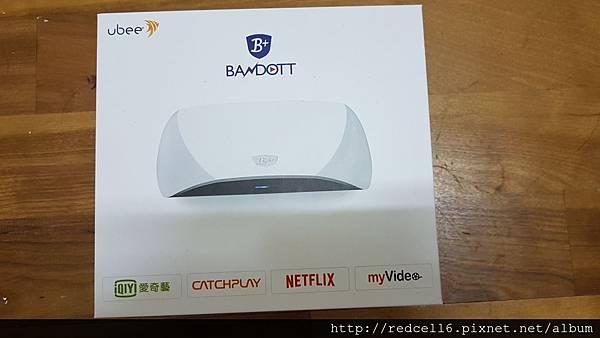 鴻海豪華影音「便當」富連網BANDOTT 4K智慧電視盒開箱體驗心得分享 - 1