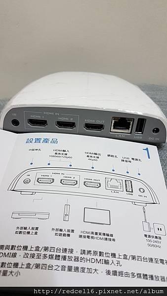 鴻海豪華影音「便當」富連網BANDOTT 4K智慧電視盒開箱體驗心得分享 - 18