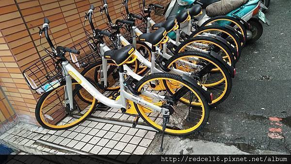 全球無樁共享自行車OBIKE在台東~即日起至四月底免費試乘