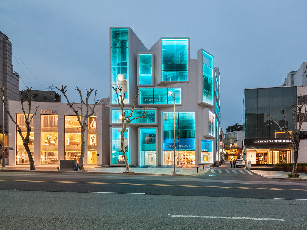 Chungha Building, Seoul %2F MVRDV