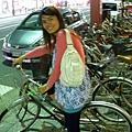 東京的人都喜歡騎單車耶