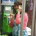 打給日本的朋友 我們到日本啦
