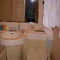 照一下飯店的廁所