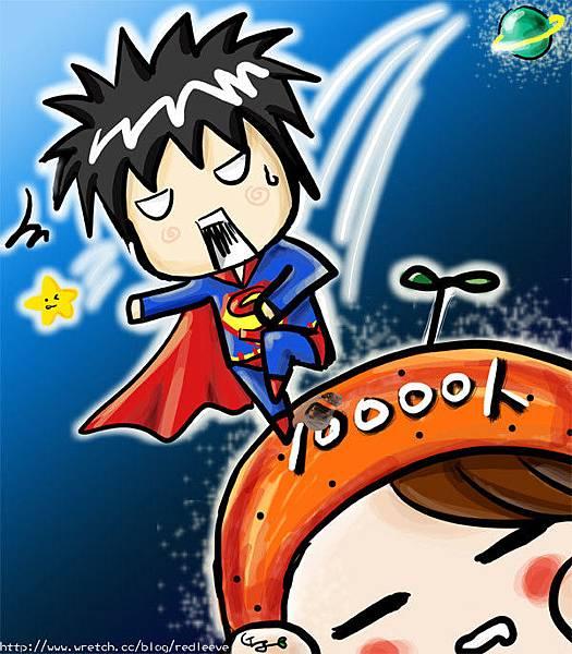 宇宙超人-