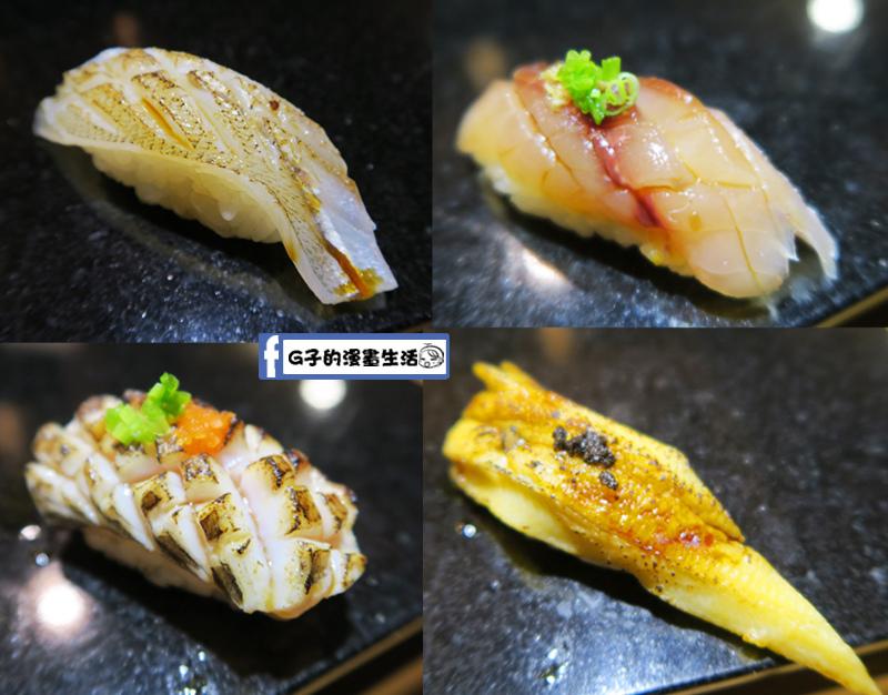 握壽司組圖