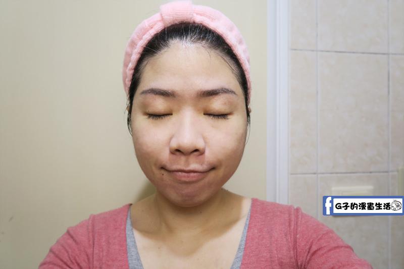 清潔力剛剛好,很適合冬天敏感時洗臉呢!