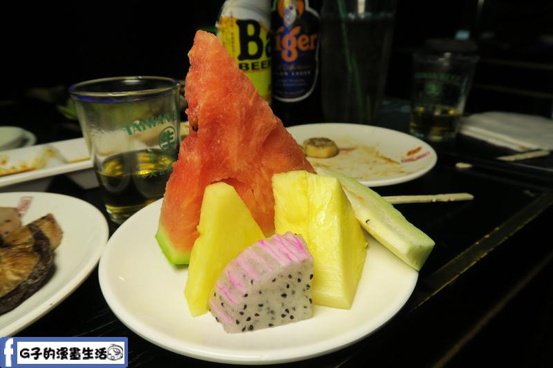 皇上吉饗極品唐風燒肉水果2
